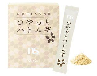 金沢大学との共同開発、健康食品 『つやっとハトムギ』を10月3日にシャルレから発売  ~ 美容にうれしい成分を凝縮! ~