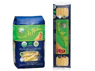 500年の歴史を誇る高品質パスタの生産地! イタリア・グラニャーノ老舗パスタメーカー「ディ・マルティーノ」 オーガニックパスタ2種類新発売!