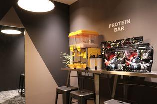 マッチョ達が味にこだわったHMB配合の本格プロテインが登場! 発売記念に『プロテインBAR』(無料)が渋谷にオープン