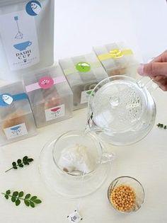 """""""ティーバッグ""""のおだし『DASHI CUP』が10月28日登場! 珈琲のようにお湯を注ぐだけで完成!3種のフレーバーを展開"""
