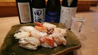赤坂にふぐのしゃぶしゃぶと貝の握り寿司専門店 「赤坂 喜庵(きおり)」が10月15日ニューオープン