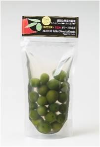 この季節だけの味わいを楽しめる限定1,600袋の希少品 日本オリーブより「赤屋根 オリーブの浅漬」発売決定