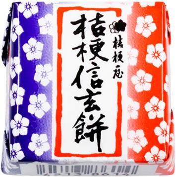 「チロルチョコ〈桔梗信玄餅〉」を全国のセブン-イレブンで発売