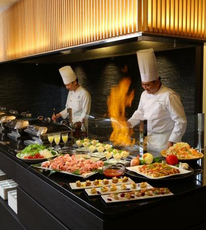 あつあつステーキ・脂がのった鰤しゃぶが味わえるブッフェ開催/松江エクセルホテル東急