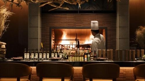 【浅草ビューホテル】五感で味わう新スタイルのレストランOPEN1周年~「薪窯で焼きあげたロティサリーチキン」プレゼント~