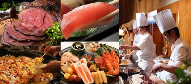 【リーガロイヤルホテル(大阪)】「新春ごちそうバイキング2019」開催