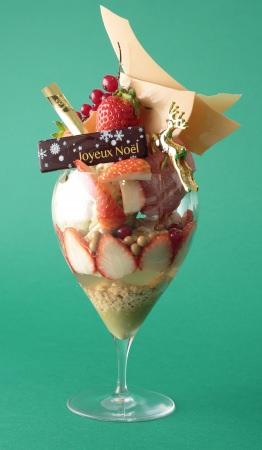 ショコラティエが創る、パティスリー&カフェデリーモ「Pâtisserie & Café DEL'IMMO 」『メランジュフリュイHIBIYA ~ラストクリスマス~』11月23日(金)~期間限定発売