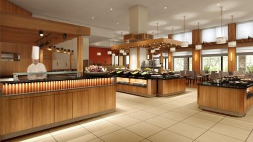五感で味わえるライブキッチン増設。レストラン「シャングリ・ラ」リニューアルオープンのご案内