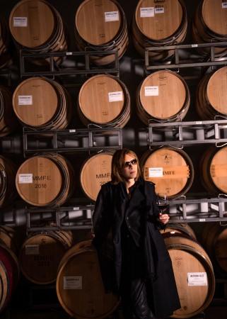 ついに完成『最高傑作』YOSHIKIプロデュースワイン「Y by Yoshiki」最新作が12月26日いよいよ発売開始