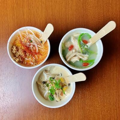 世界初!スープ感覚で食べる年越し蕎麦!新宿サザンテラスにて年末限定でキッチンカーが出店!