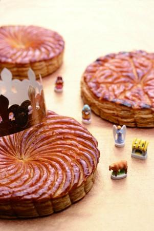 ヨックモック青山本店SHOP限定!新年を祝うフランスの伝統菓子ガレット・デ・ロワご予約はお早めに♪
