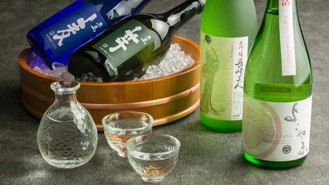 長崎県地酒イメージ