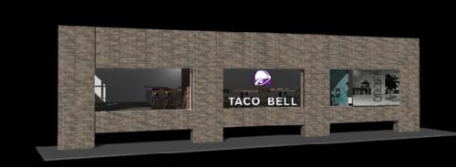 アメリカ発、世界で7,000店舗超のメキシカン・ファストフード 「TACO BELL (タコベル)」阪急三番街店 2019年1月29日オープン!