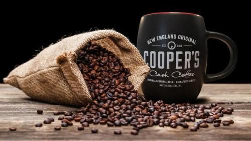 ウイスキー樽で熟成したコーヒー豆【バレルエイジドコーヒー】ギフトボックスがMakuakeにてクラウドファンディング開始。