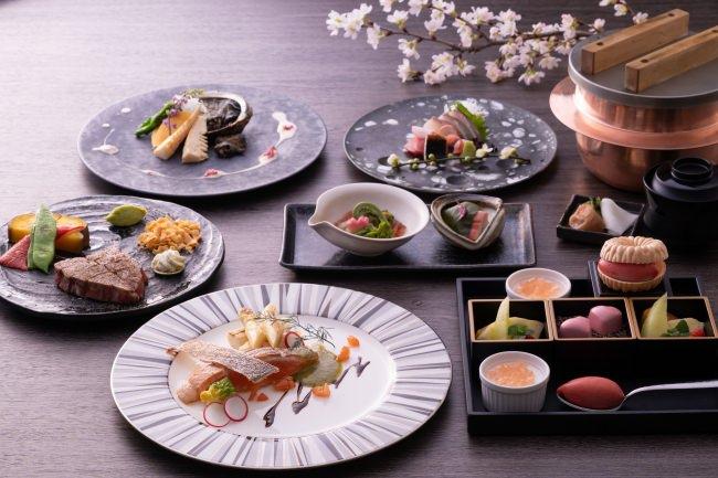 鉄板焼 桜ディナーコース