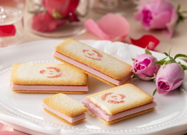 春だけしか味わえない、本物のバラのスイーツ『バラ科のお菓子 ショコラ・ローズ』