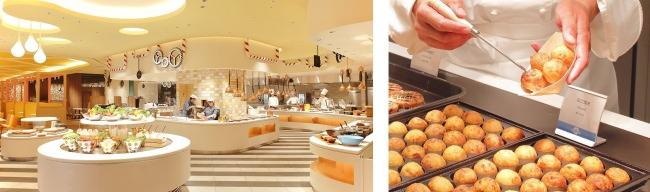 【ホテル ユニバーサル ポート ヴィータ】レストランアペリーレ!気軽に40名~300名まで 貸し切りも可能 「APERIREランチプラン」 が新登場