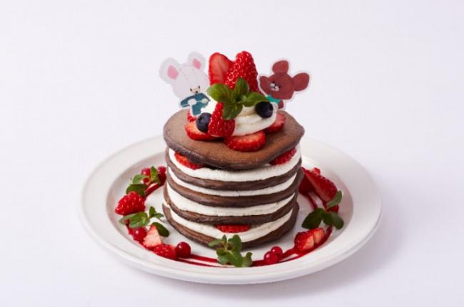 くまのがっこう×J.S. PANCAKE CAFE『Jackie's Pancake Cafe』2019年3月21日(木)~5月6日(月)期間限定OPEN