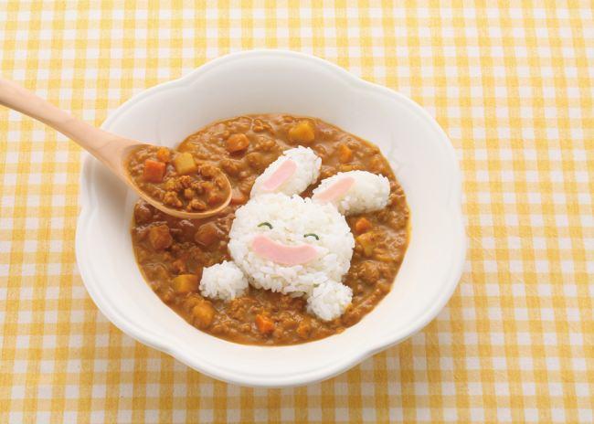平田牧場三元豚のひき肉の旨味に、野菜の甘みが溶け込んだ「こどもやさいキーマカレー」が新登場
