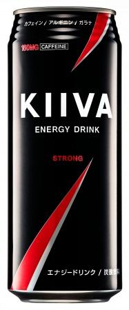 エナジードリンクメーカー「KiiVA(キーバ)」が500ml商品の「キーバエナジードリンク500」リニューアル
