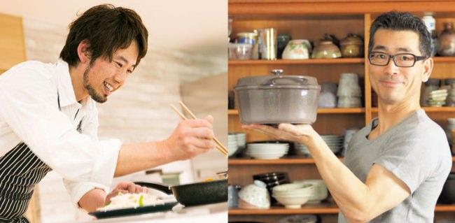 Nadia Artistの伊地知潔(ASIAN KUNG-FU GENERATION)×筋肉料理人プロデュース!「アジアン筋肉コース料理」を楽しめるイベント開催!