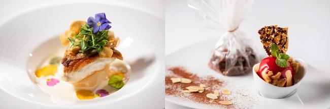 新時代の幕開け。さまざまなお祝いのシーンにぴったりなフランス料理のコースをご用意。