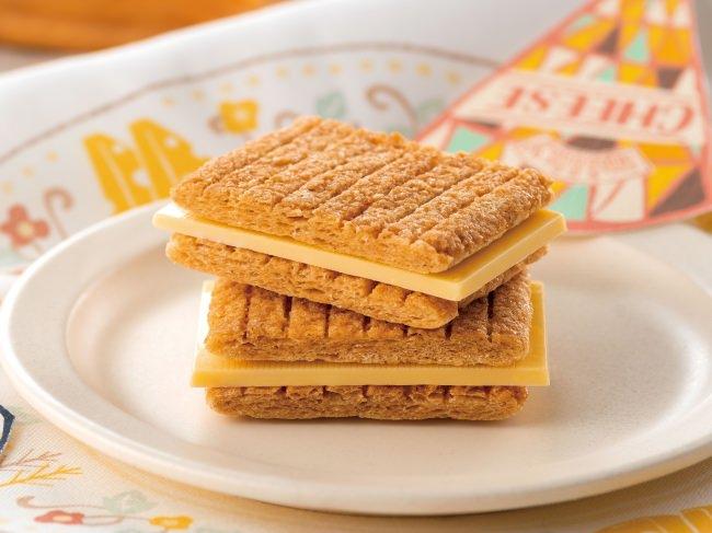 羽田空港限定の新名物が誕生!シュガーバターの木から、翼のようにはみだす『ミルキーチーズショコラ』が新登場