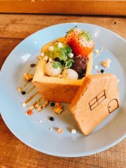 """""""おうちパン""""をまるごと使って、3種のデザートに! 大阪「パンとカフェの店 BRUNO」カフェ限定新メニュー登場"""