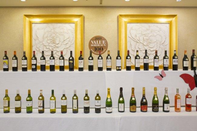 ボルドーワイン委員会が今年の 「バリューボルドー」を発表