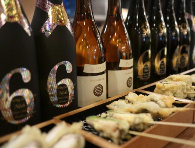 日本酒を飲むなら渋谷に集合!?47都道府県の日本酒を味わえる『日本酒バル 富士屋』が5月10日(金) 17時グランドオープン!