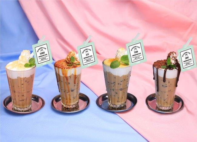 コーヒー系 ICE×ホイップ 4種