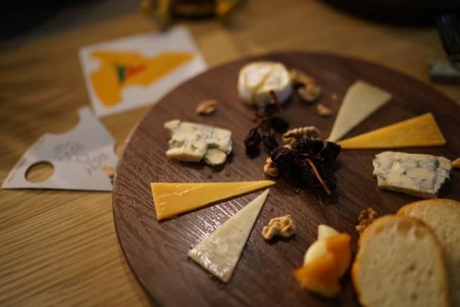世界各国のチーズ