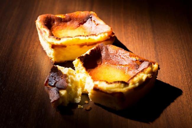 バスクチーズケーキ イメージ