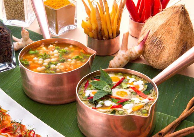 【ホテルオークラ福岡】本場の味と香りと彩りをブッフェで!「タイ料理フェア」開催