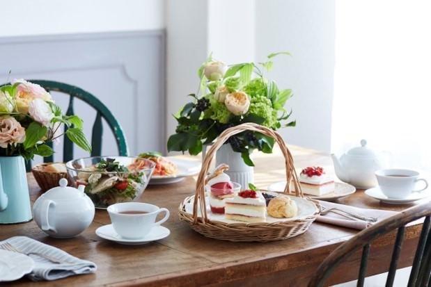 Afternoon Tea TEAROOMが香港・K11 MUSEAに今秋オープン予定