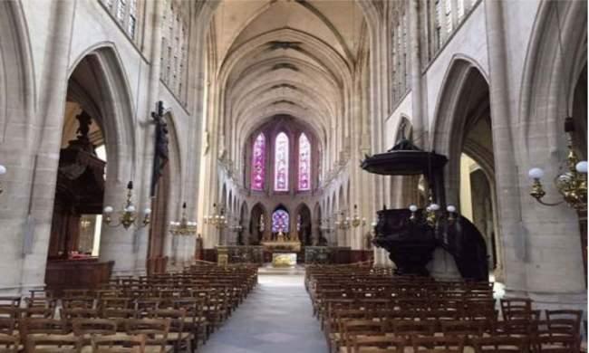 パリ・サンジェルマン・ロクセロワ教会