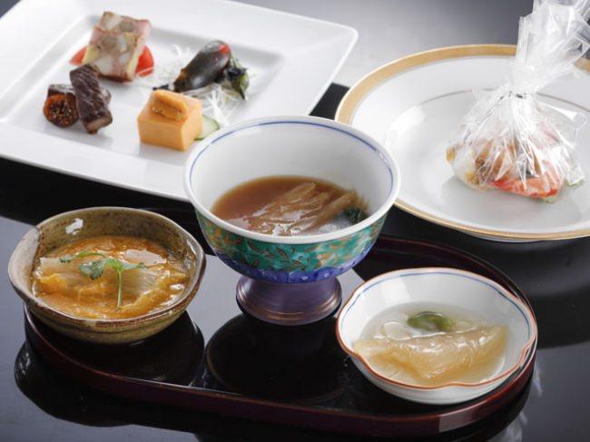 都ホテル 四日市 「フカヒレ3種の食べ比べ」賞味会を開催