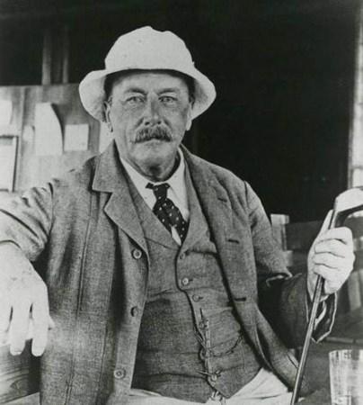 アーサー・ヘスケス・グルーム(1846~1918年)