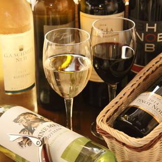 新橋のカジュアルワインバーが6月1日、グラスワイン20種類飲み放題をスタート。2時間で1,980円、気になる銘柄を心ゆくまで楽しめるサービス