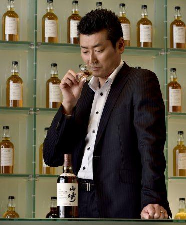 ウイスキーセミナー講師:佐々木太一氏