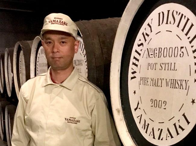 ウイスキーセミナー講師:森藤文郎氏