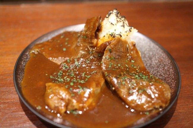 食フェスで10,000食売り上げた人気メニュー『タンシチュー』が2円!!