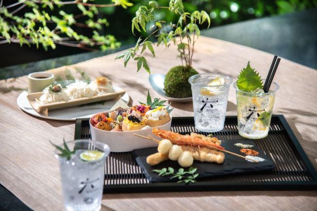 東京ミッドタウン「ROKU MIDPARK LOUNGE」期間限定オープン