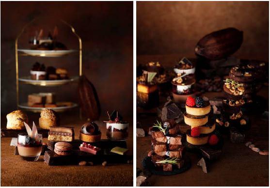【ウェスティンホテル東京】秋に香り立つウェスティンホテル東京のチョコレートスイーツプラン