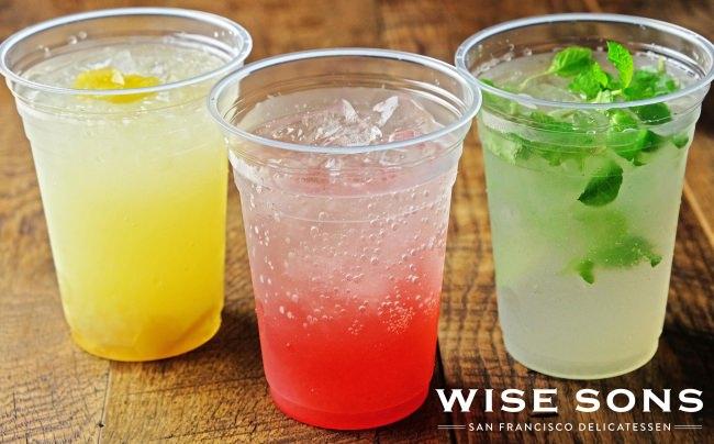 WISE SONSより清涼感たっぷりの夏ドリンク3種類のレモネード新発売