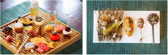 【セントレジスホテル大阪】金魚すくいや射的をイメージしたスイーツや屋台風フードを浴衣でもお愉しみいただける、サマーデザートブッフェ「セントレジスの夏まつり」を夏季限定で開催