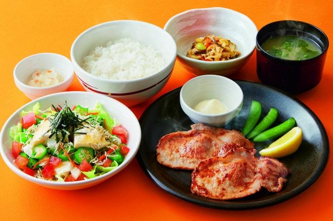【ファミリーレストラン初導入】ガストの選べる健康メニューがさらに充実!トップアスリートが実践の栄養プログラム「勝ち飯®」とコラボ