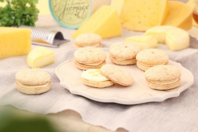 チーズ好きにうれしいお知らせ!新しいチーズサンドスイーツ「ボンボン・フロマージュ」をアンテノール西武池袋本店で新発売!