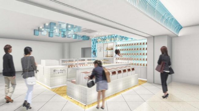 博多の老舗洋菓子専門店チョコレートショップが福岡空港に8月7日オープン!