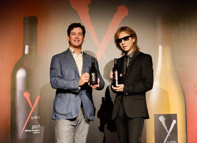幻のYOSHIKIワイン「Y by Yoshiki」の新作ワインが完成、YOSHIKIも「自分でも感動した」と評する自信作